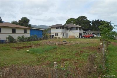 Residential Lots & Land For Sale: 67-401 Aikaula Street