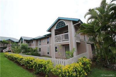 Waipahu Condo/Townhouse In Escrow Showing: 94-870 Lumiauau Street #N103