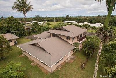 Keaau Multi Family Home For Sale: 17-436 Ipuaiwaha Street