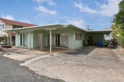 Single Family Home In Escrow Showing: 740a 8th Avenue