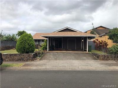 Mililani Single Family Home For Sale: 94-312 Apele Street