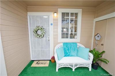Waipahu Condo/Townhouse In Escrow Showing: 94-102 Pulua Place #M104