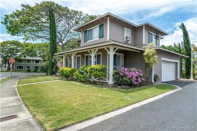 Kapolei Single Family Home For Sale: 91-1011 Kanehoalani Street