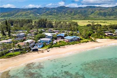 Waialua Single Family Home For Sale: 68-025 Laau Paina Place