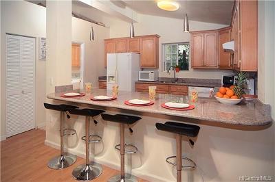 Single Family Home For Sale: 1419 Puanakau Street
