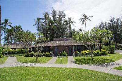 Waialua Condo/Townhouse For Sale: 68-615 Farrington Highway #8A/8B
