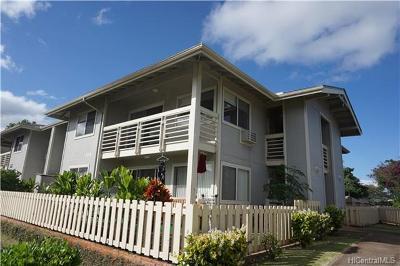 Waipahu Condo/Townhouse In Escrow Showing: 94-510 Kupuohi Street #9-202