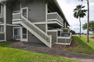 Waipahu Condo/Townhouse For Sale: 94-1382 Kulewa Loop #44B