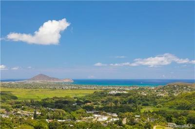 Honolulu County Single Family Home For Sale: Lopaka Way #2