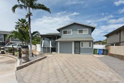 Waianae HI Single Family Home For Sale: $515,000