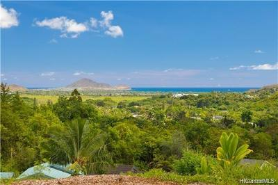 Honolulu County Single Family Home For Sale: Lopaka Way #6