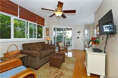 Kailua Single Family Home For Sale: 322 Iliwahi Loop #A