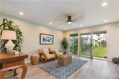 Kailua Condo/Townhouse In Escrow Showing: 2021 Noke Street #2401