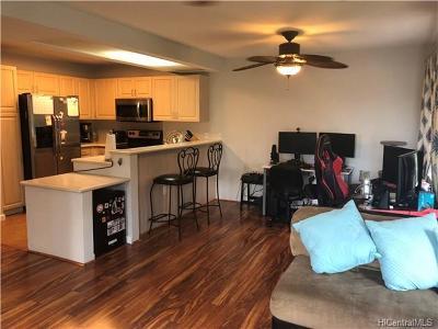 Honolulu County Condo/Townhouse For Sale: 92-1553d Aliinui Drive #1D