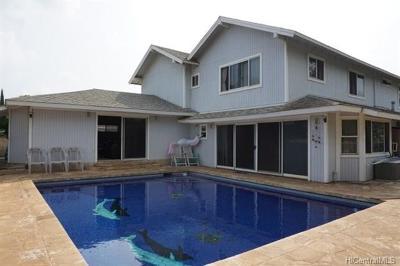 Kapolei Single Family Home For Sale: 91-229 Makahou Place