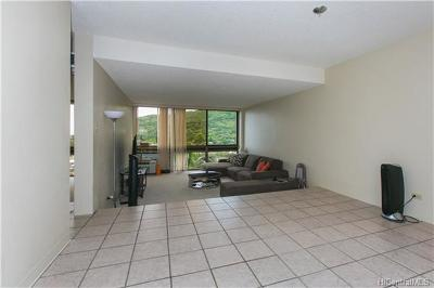 Condo/Townhouse In Escrow Showing: 501 Hahaione Street #1/8F