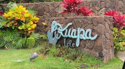 Condo/Townhouse In Escrow Showing: 391 Opihikao Place #301