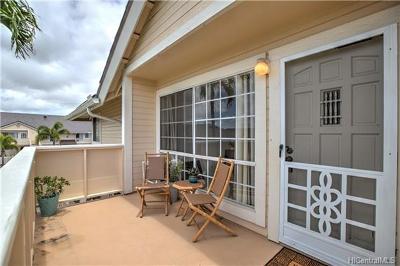 Waipahu Condo/Townhouse For Sale: 94-1459 Waipio Uka Street #Q206