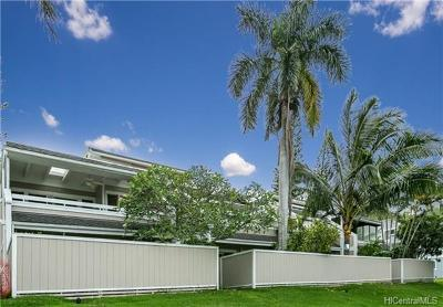 Kaneohe Condo/Townhouse In Escrow Showing: 44-170 Laha Street #1806