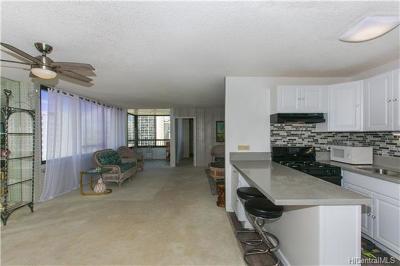 Honolulu Condo/Townhouse For Sale: 2215 Aloha Drive #1602