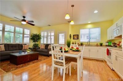 Ewa Beach Single Family Home For Sale: 91-1001 Keaunui Drive #92