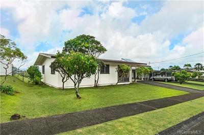 Kaneohe Single Family Home For Sale: 45-434 Nakuluai Street