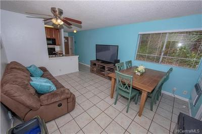 Mililani Condo/Townhouse For Sale: 95-510 Wikao Street #L101