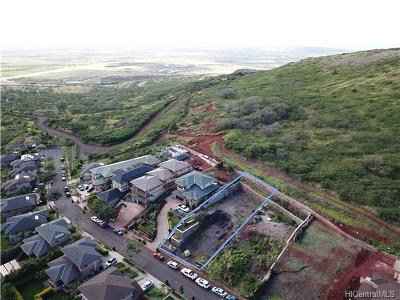 Honolulu County Residential Lots & Land For Sale: 92-1172 Pueonani Street