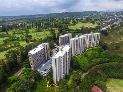Aiea Condo/Townhouse For Sale: 98-707 Iho Place #2203