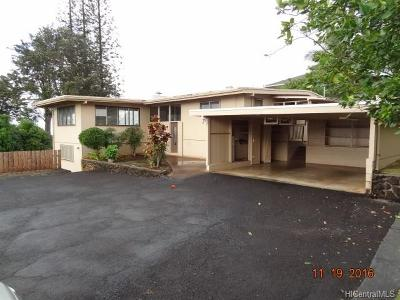 Aiea Rental For Rent: 99-051 Kupono Place