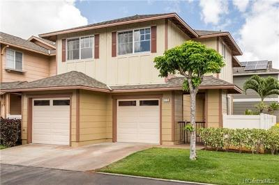 Ewa Beach Single Family Home For Sale: 91-726 Makalea Street #100