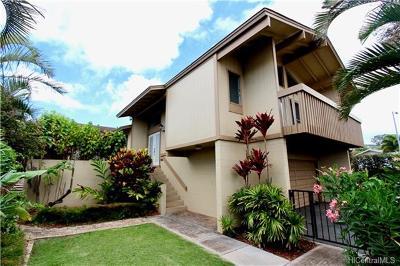 Kapolei Single Family Home For Sale: 92-1259 Hoike Place