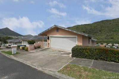 Honolulu County Single Family Home For Sale: 1411 Miloiki Street