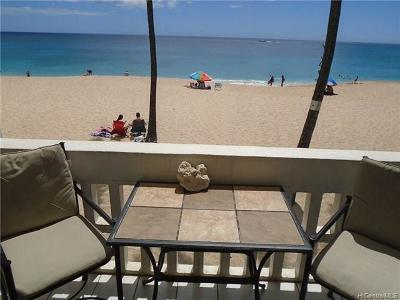 Honolulu County Condo/Townhouse For Sale: 84-965 Farrington Highway #A201
