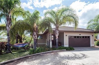 Kapolei Single Family Home For Sale: 92-590 Welo Street