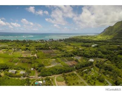 Honolulu County Residential Lots & Land For Sale: 00-000 Kamehameha Highway