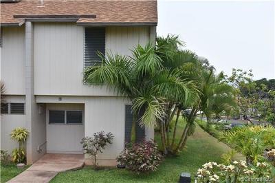 Kapolei Condo/Townhouse For Sale: 92-685 Makakilo Drive #G40