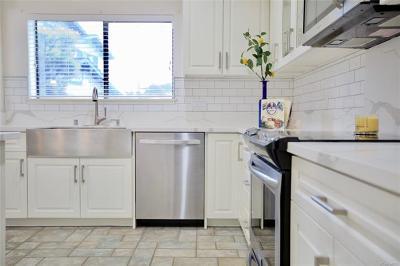 Honolulu County Single Family Home For Sale: 95-1051 Paemoku Place