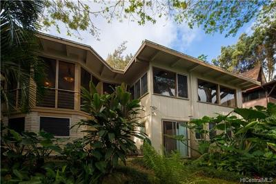 Kaneohe Single Family Home For Sale