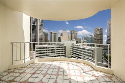 Honolulu Condo/Townhouse For Sale: 469 Ena Road #1702