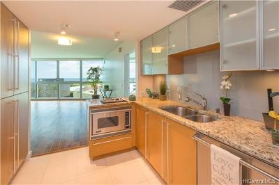 Honolulu County Condo/Townhouse For Sale: 1177 Queen Street #1203
