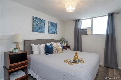 Honolulu Condo/Townhouse In Escrow Showing: 212 Huali Street #204