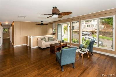 Kaneohe Single Family Home For Sale: 47-551 Nenehiwa Place