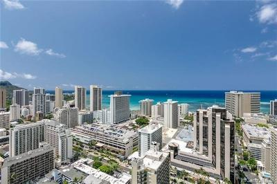 Honolulu Condo/Townhouse For Sale: 445 Seaside Avenue #4320