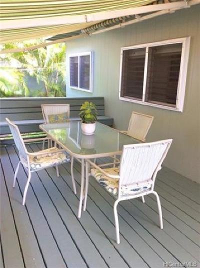 Kailua Rental For Rent: 123 Alala Road