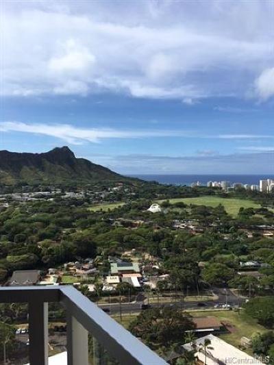 Honolulu Condo/Townhouse For Sale: 2600 Pualani Way #3303