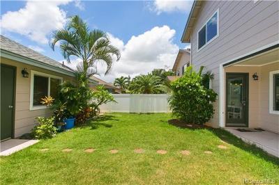 Ewa Beach Single Family Home For Sale: 91-6419 Kapolei Parkway
