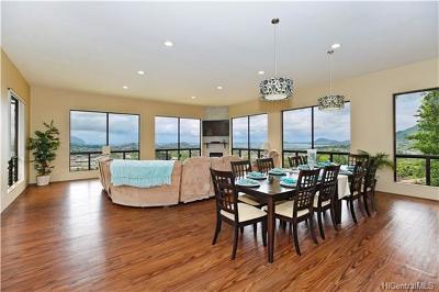 Kaneohe Single Family Home For Sale: 45-488 Kamehameha Highway