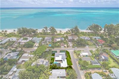 Waimanalo Single Family Home For Sale: 41-972 Laumilo Street