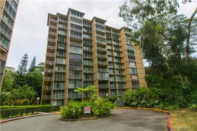 Mililani Condo/Townhouse For Sale: 95-269 Waikalani Drive #C303